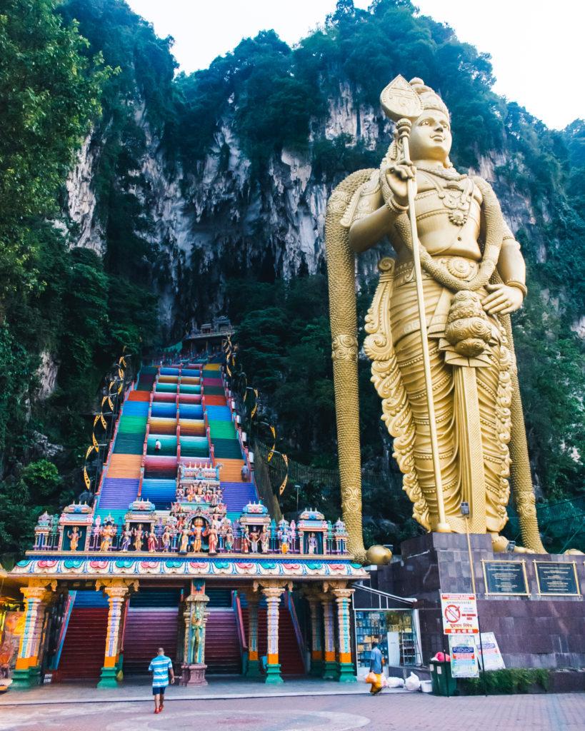 Batu Caves are a must on any Kuala Lumpur itinerary