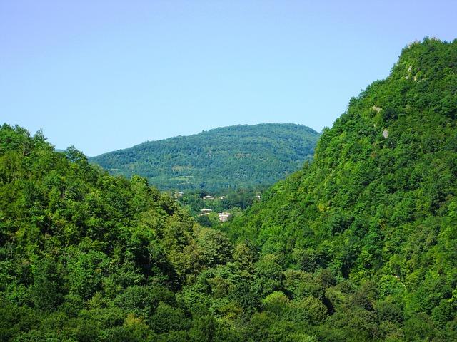 hiking in Georgia
