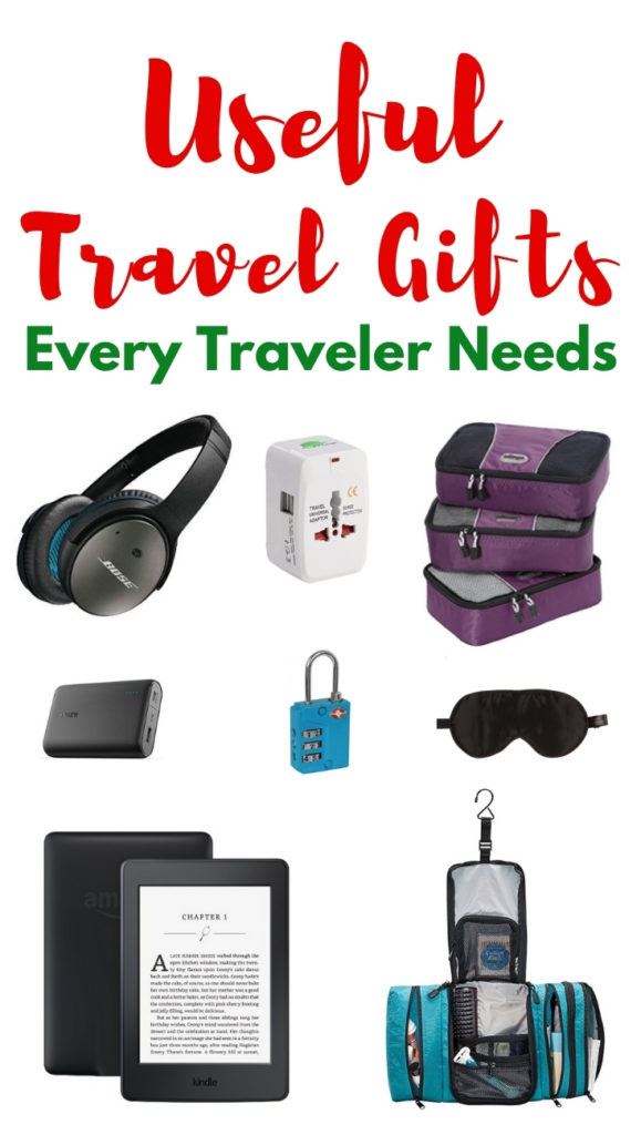 useful and practical travel gifts