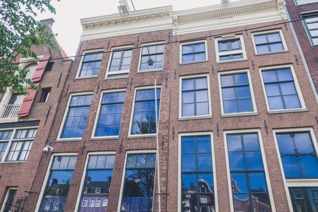 Anne Frank House is a must with two days in Amsterdam