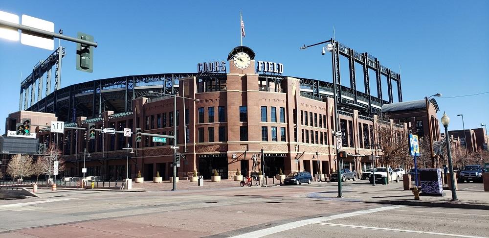 Coors Field Denver