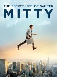 The Secret Life of Walter Mitty wanderlust movie