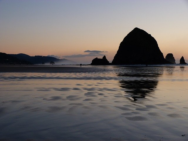 Cannon Beach Oregon one of the best places to visit in the West Coast USA