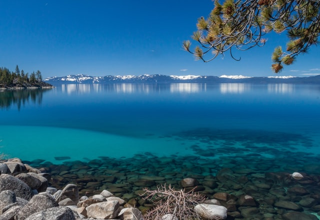 summer in Lake Tahoe 2 day itinerary
