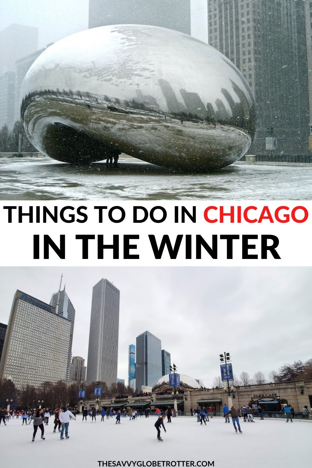 Things to do in Chicago in the winter