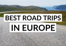 Best Road Trips in Europe travel blog